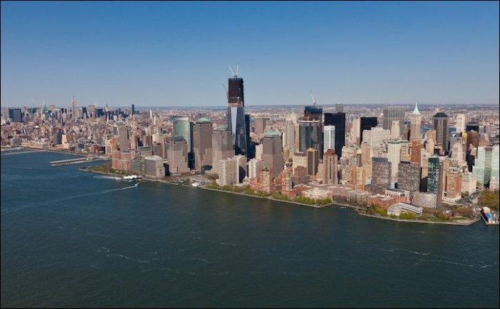 Нью-Йорк раньше и сейчас (20 фото)