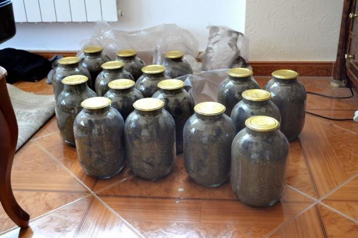 Необычные консервы (6 фото)