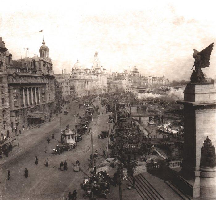 Китай в 1920-30 годы (20 фото)