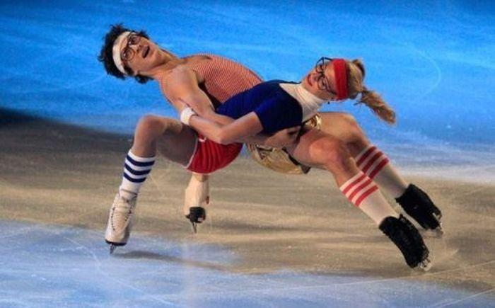 Стоп-кадр. Спортивные моменты (40 фото)