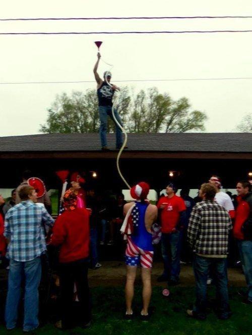 Американские студенты отрываются (55 фото)
