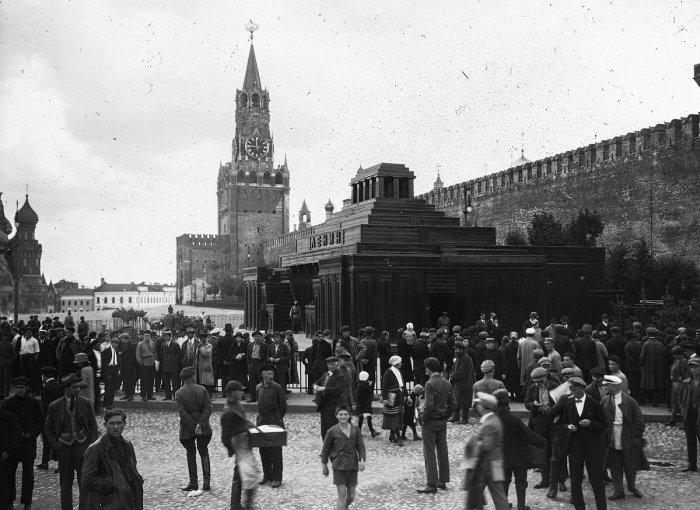 Старая Москва (20 фото)