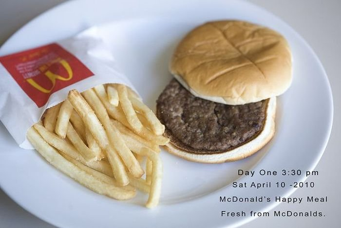 Как будет выглядеть гамбургер через 3 года (21 фото)