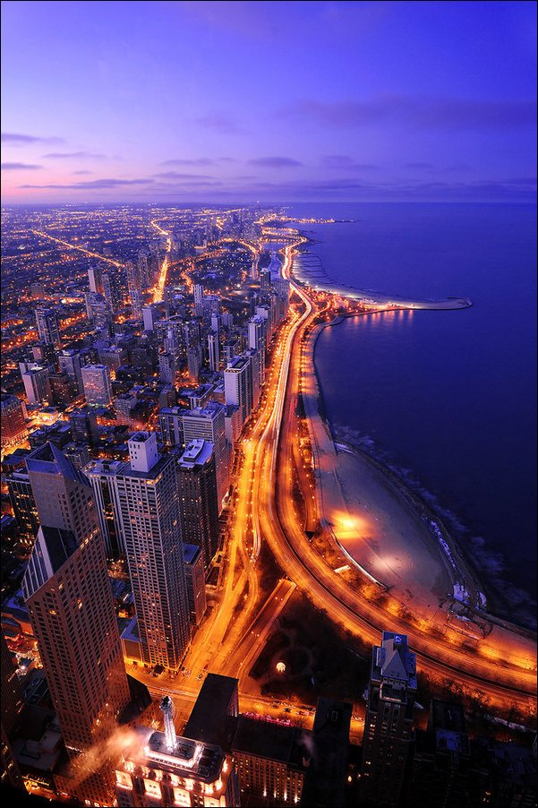 Чикаго (33 фото)