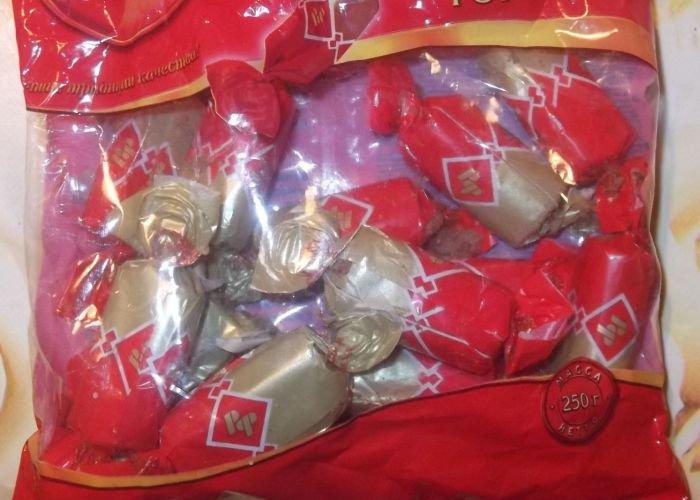 Сюрприз в конфетах (6 фото)