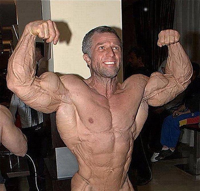 любой момент, стероидные качки фото так приготовленная