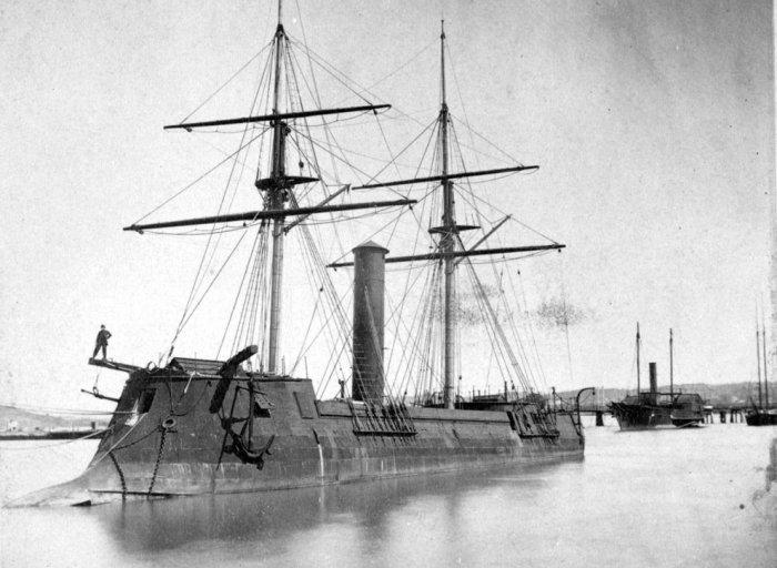 США времен гражданской войны 1862-1865 гг (20 фото + текст)