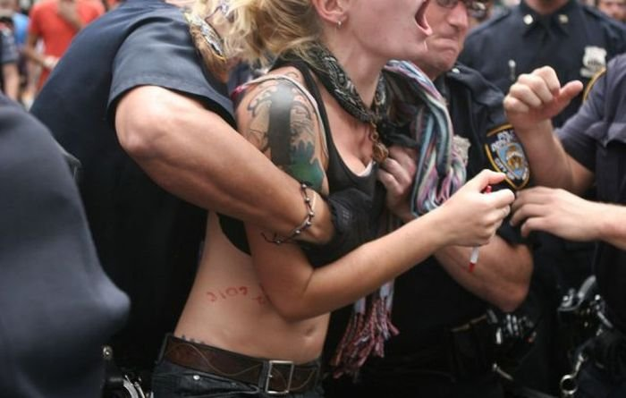 Полицейские будни (59 фото)