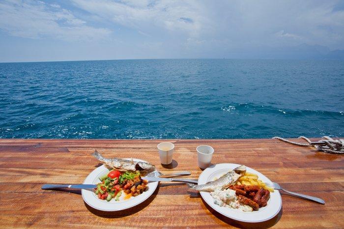 Красивые фотографии еды (18 фото)