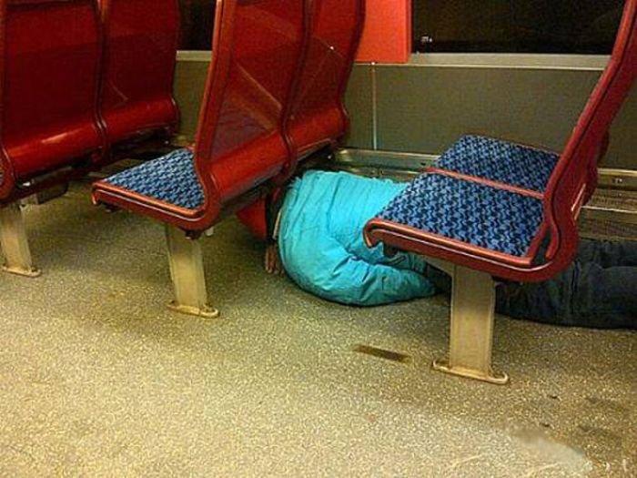 Про общественный транспорт (24 фото)