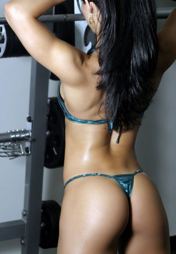 Спортсменка из Бразилии (20 фото)