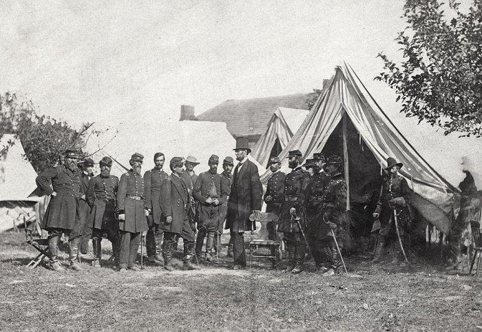 США времен гражданской войны 1862-1865 гг. Часть 2 (20 фото + текст)