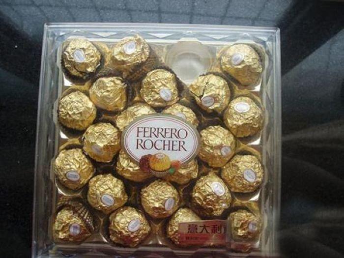 Вкусные конфеты (8 фото)