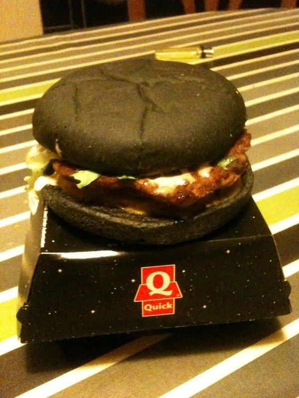 Бургер Дарта Вейдера (7 фото)