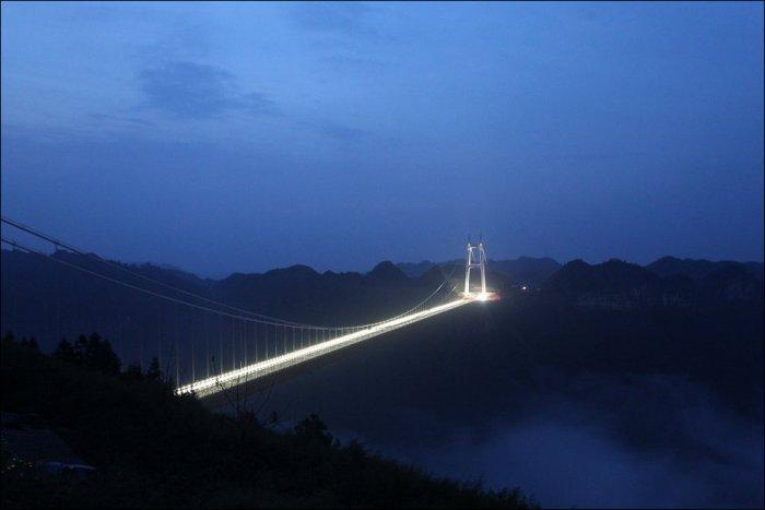 Самый высокий мост в мире (5 фото)