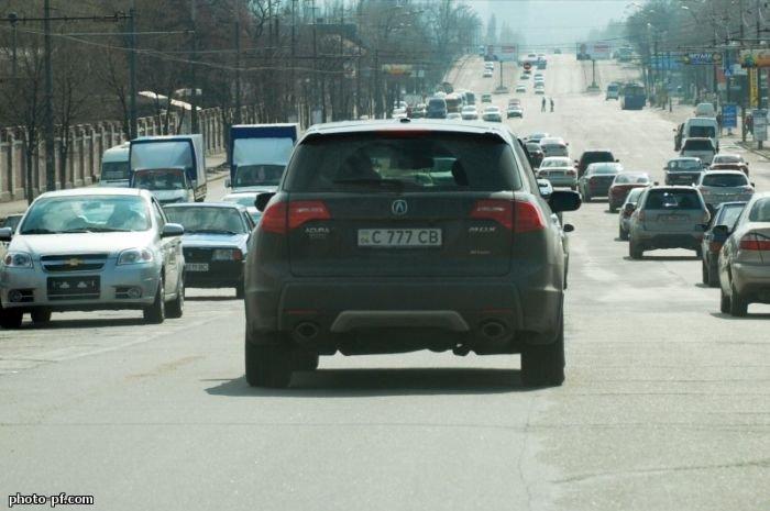 Номера в Украине (37 фото)