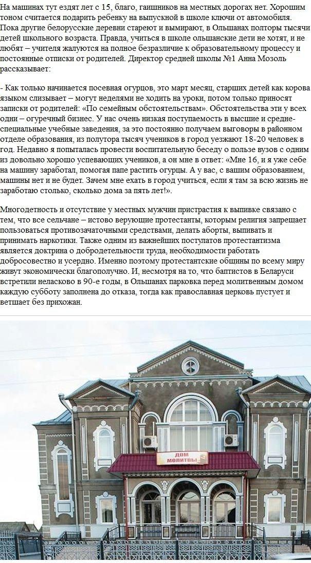 Огуречный бизнес по-белоруски (6 фото)