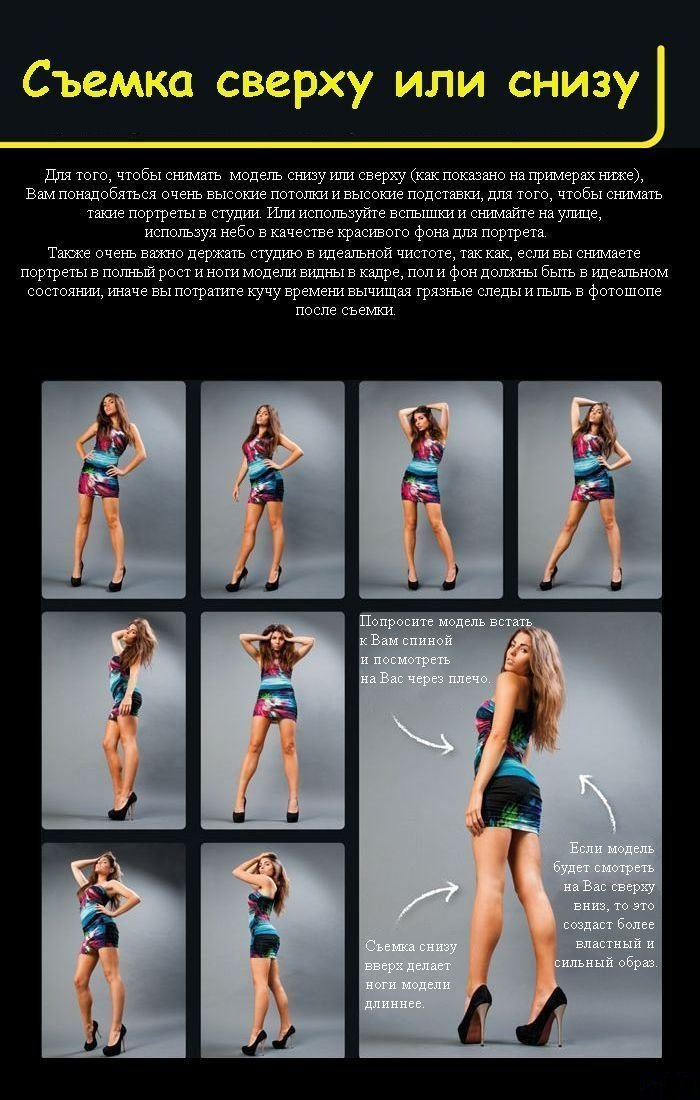 Идеи для фотографий (7 фото)