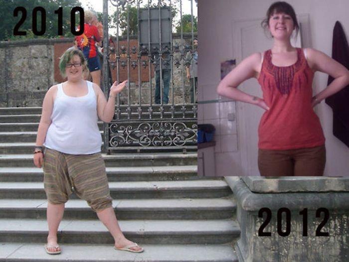 Похудели (40 фото)