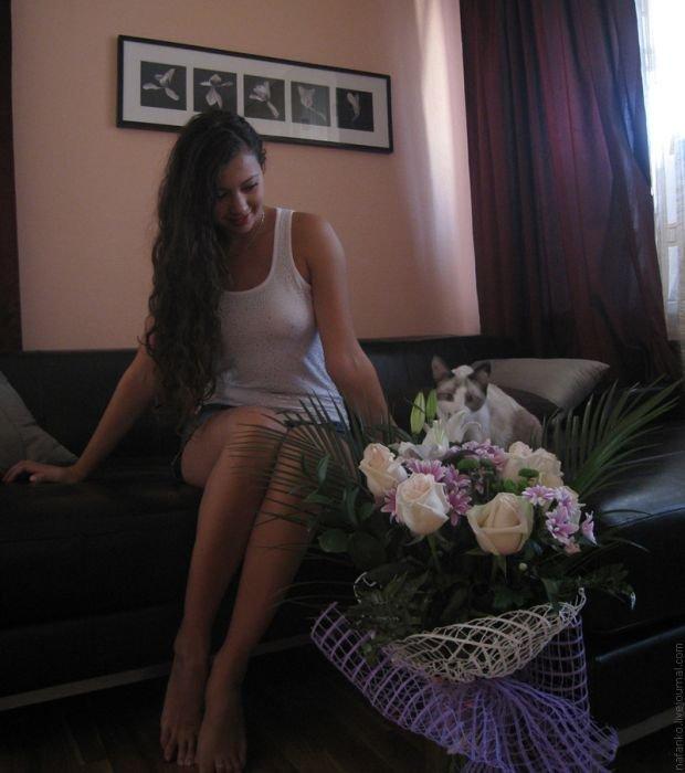 Частные фотографии девушек (51 фото)