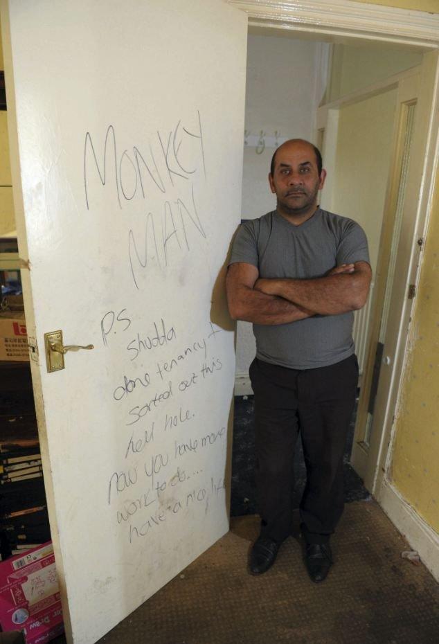 Месть хозяину квартиры (12 фото)