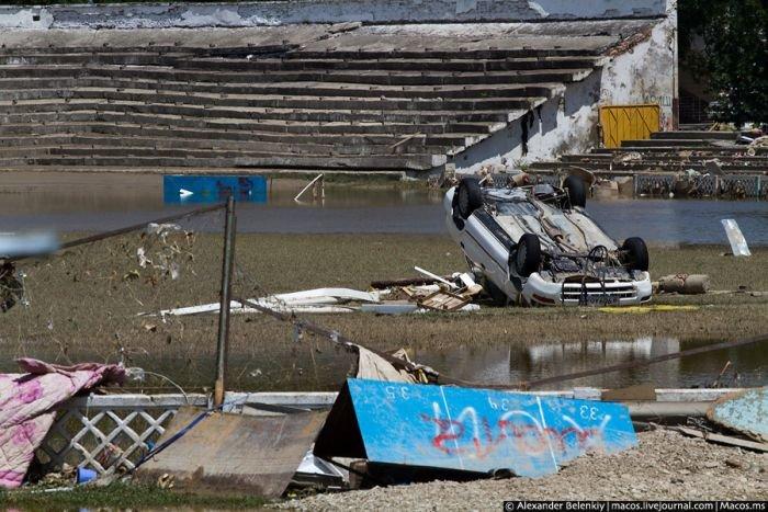 Крымск после наводнения (63 фото)