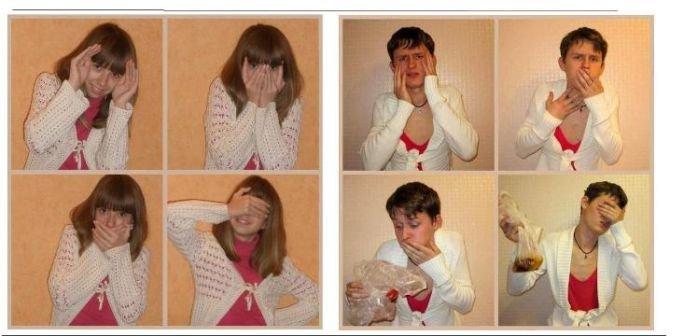 Пародия на аватарки в социальных сетях (12 фото)