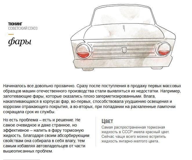 Тюнинг автомобилей в СССР (10 фото)