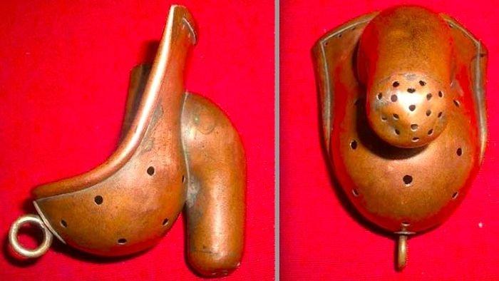 Борьба с подростковой мастурбацией в 19 веке (6 фото)