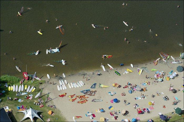 Летний отдых с высоты (25 фото)
