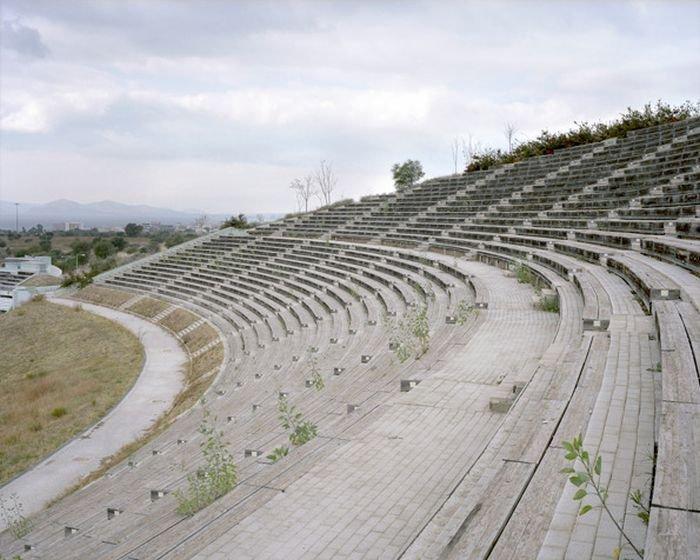 Олимпийские объекты в Греции (14 фото)