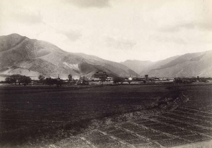 Запрещенные фотографии Тибета (22 фото)
