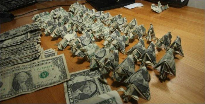 Креативная оплата штрафа (8 фото)