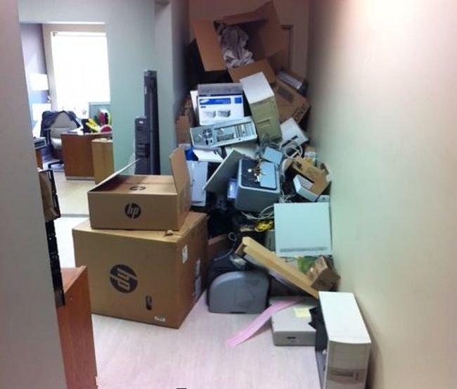 Ситуации на работе (41 фото)