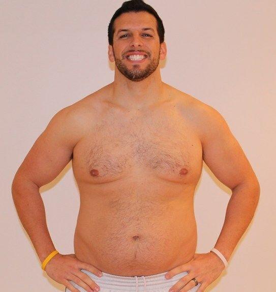 Парень специально потолстел и похудел. Часть 2 (60 фото)