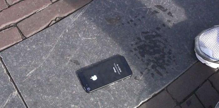 Розыгрыш с iPhone 5 (16 фото)