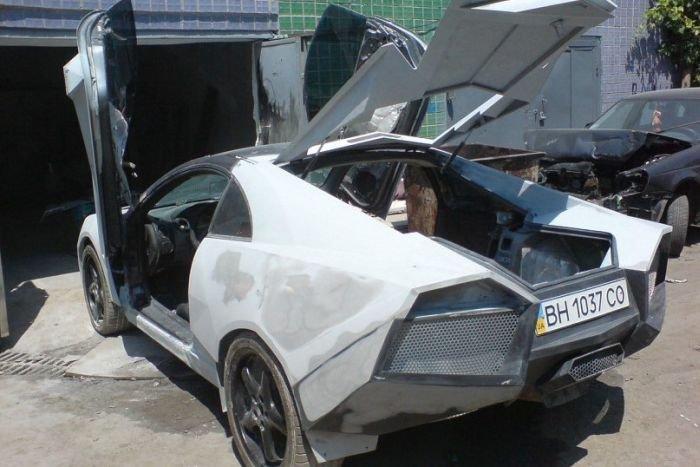 Lamborghini своими руками (67 фото)
