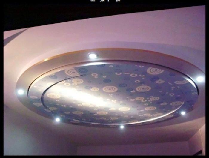 Необычный потолок (4 фото)
