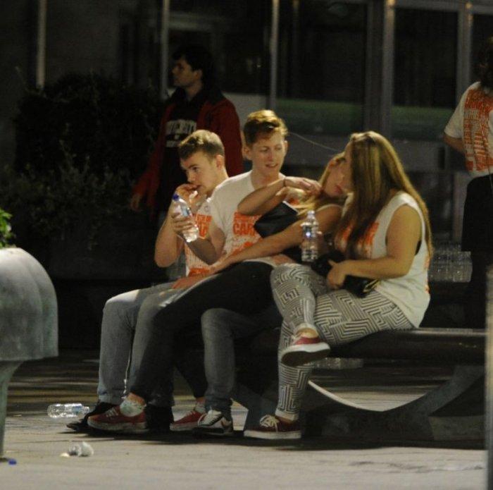 Как отдыхают британские подростки (23 фото)