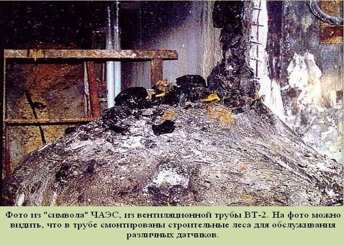 Чернобыльская АЭС в наше время (24 фото)