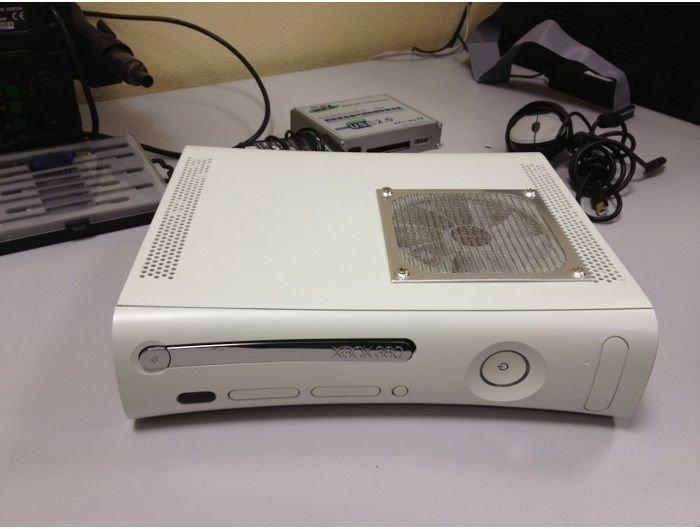 Классный моддинг старого Xbox (41 фото)