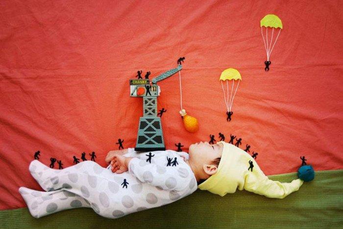 Приключения во сне (13 фото)