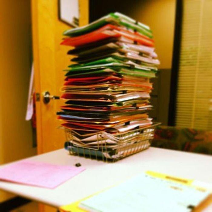 Ситуации на работе (25 фото)