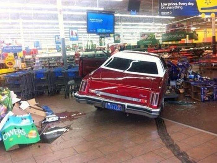 Забавные люди в супермаркетах (39 фото)