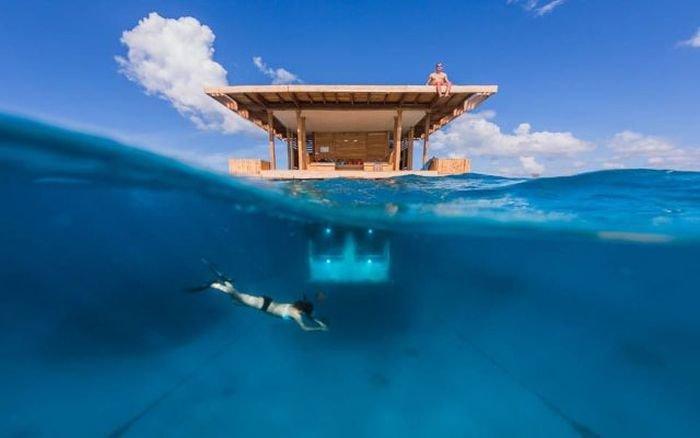 Морской отель в Занзибаре (11 фото)
