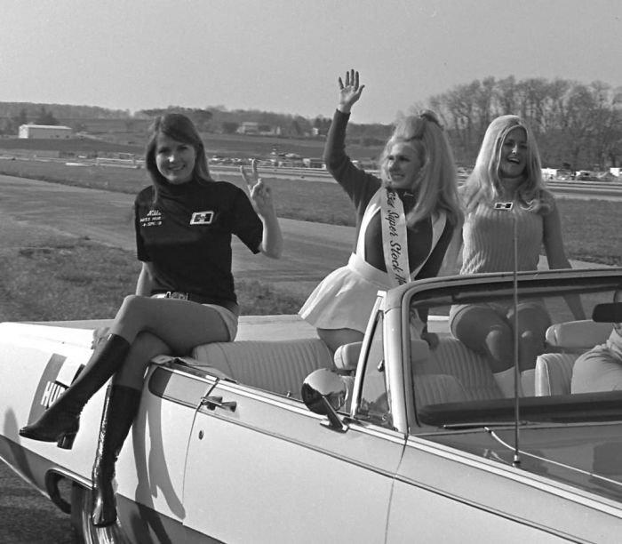 Девушки середины прошлого века (35 фото)
