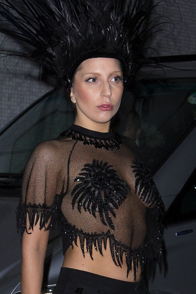 Леди Гага (5 фото)