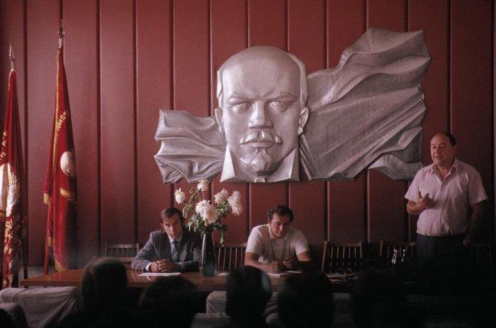 СССР 1980-х годов (20 фото)