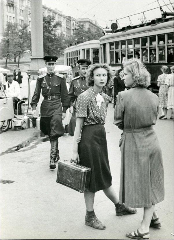 Девушки из СССР (51 фото)