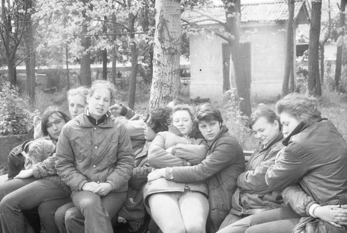 Турпоход в Советском Союзе (37 фото)